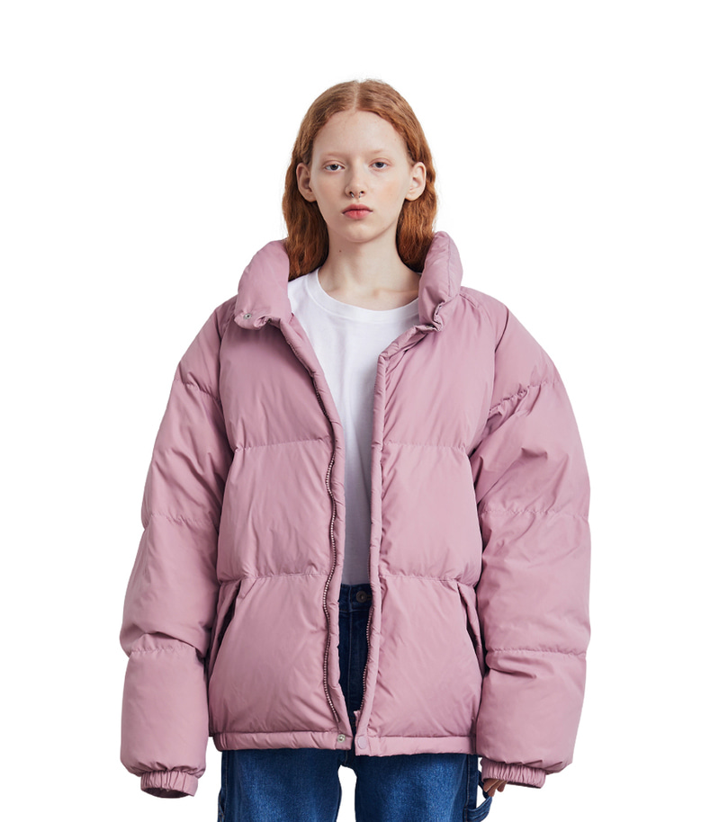 CHANCECHANCE Down Parka(Pink)