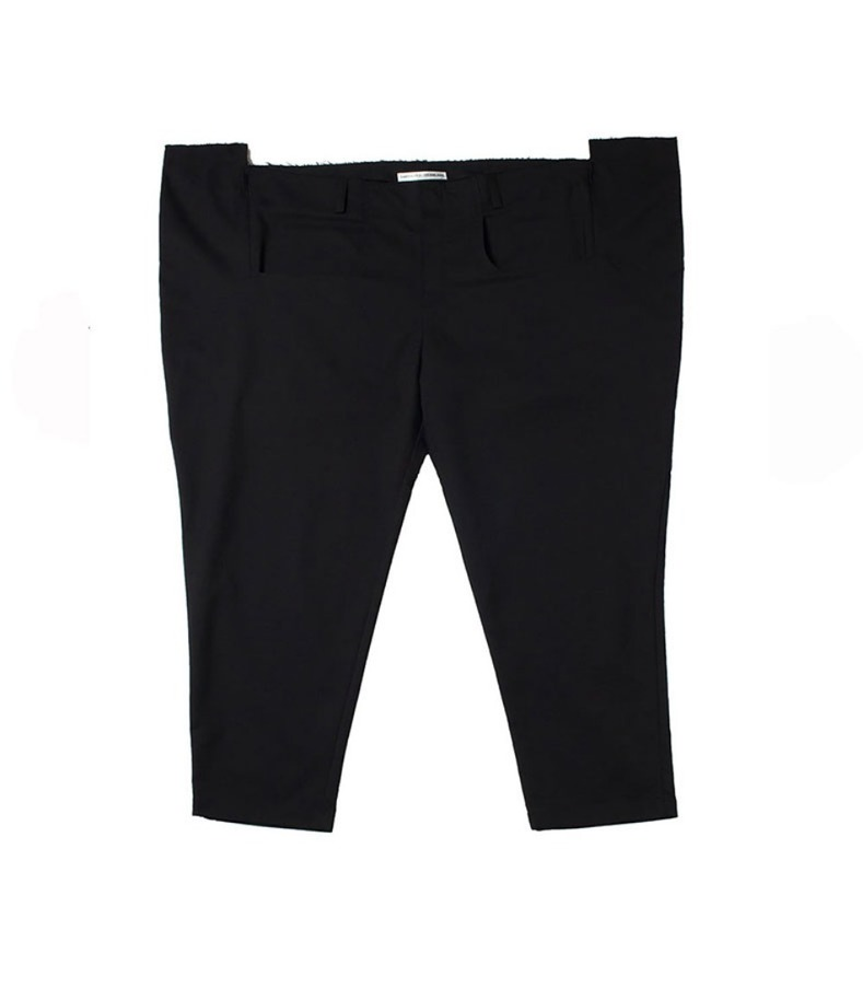 OVERSIZED TROUSERS(BLACK)