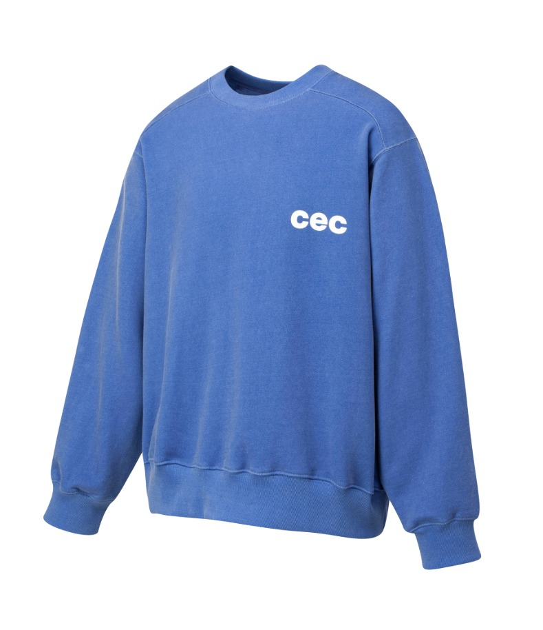 CEC SWEATSHIRT(FADED BLUE)